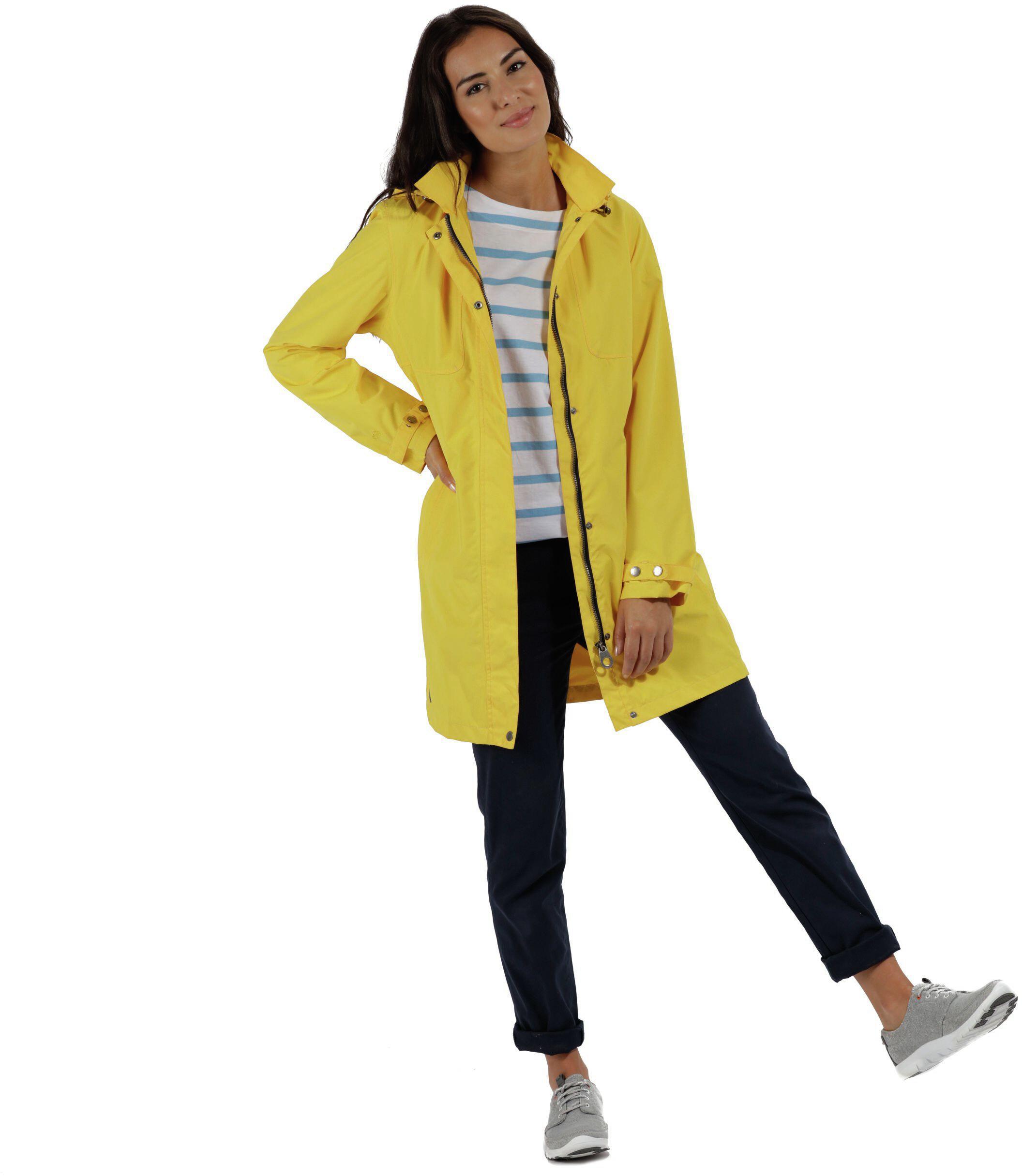 Regatta Gracelynn - Veste Femme - jaune sur CAMPZ ! 202672037971